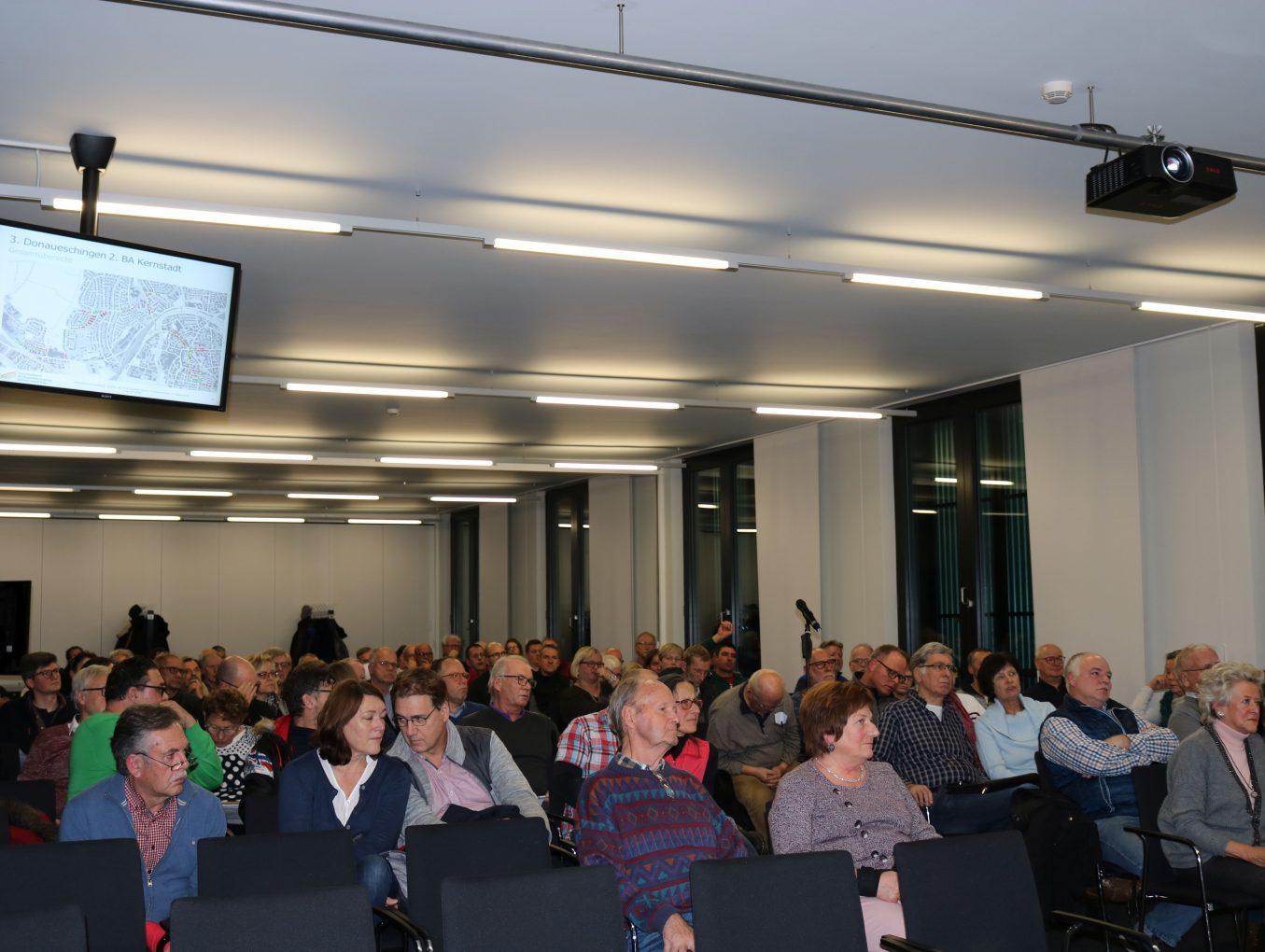 Infoveranstaltung Donaueschingen 2. BA