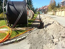 Vorläufiger Förderbescheid für den 3. Bauabschnitt in Schonach