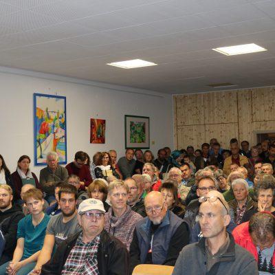 Infoveranstaltung für den 2.BA in Gütenbach